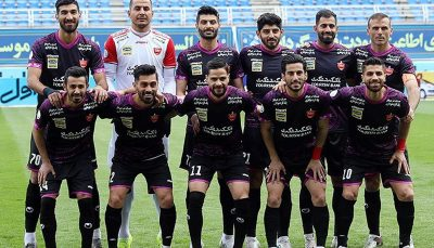 ویزای تیم فوتبال پرسپولیس برای سفر به هند صادر شد