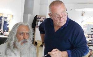 جیانتو د روسی چهرهپرداز «محمد رسولالله» درگذشت