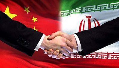 چین و ایران هر دو خواهان احیای برجام هستند