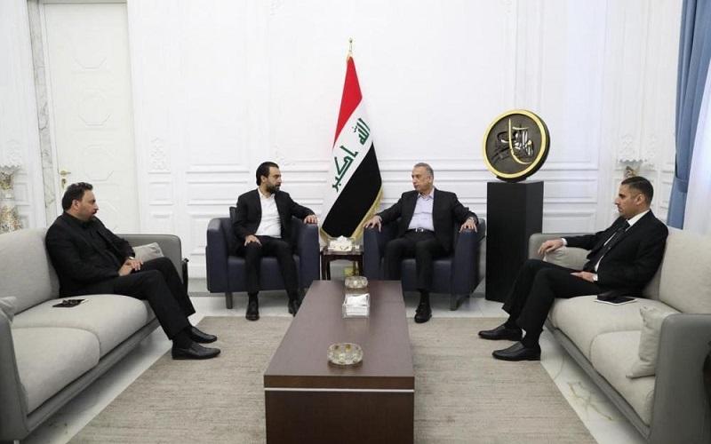 جلسه نخست وزیر و رئیس مجلس عراق برای بررسی حادثه بیمارستان