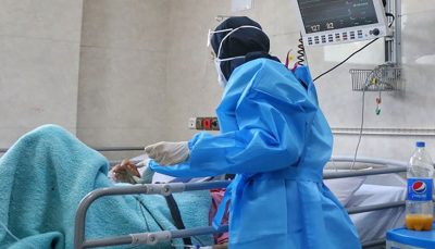 کرونا جان ۴۰۵ بیمار را گرفت
