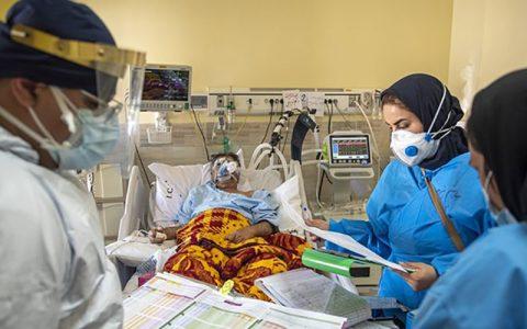 کرونا جان 328 بیمار دیگر را گرفت