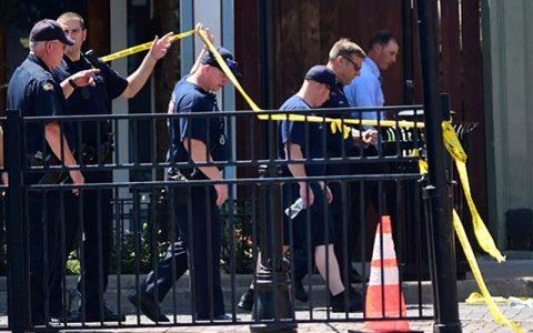 کشته شدن ۵ نفر در آمریکا بعد از سخنان بایدن در محکومیت حمل اسلحه