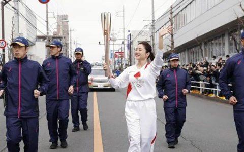 کشف یک مورد کرونایی در مراسم حمل مشعل المپیک