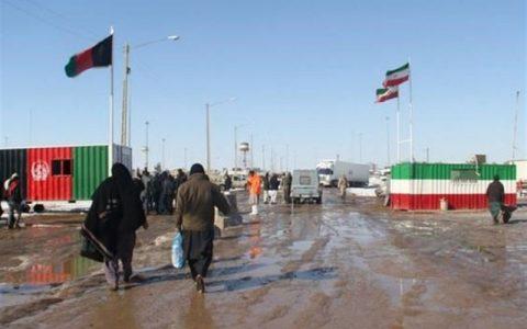 گذرگاه اسلام قلعه بین ایران و افغانستان