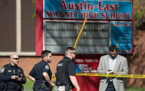 یک کشته در حادثه تیراندازی دبیرستانی در آمریکا
