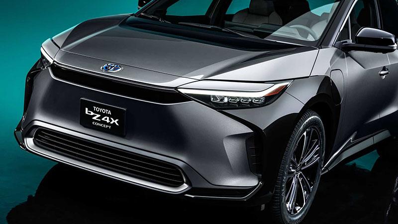 bZ4X؛ کراس اوور جدید تویوتا و یک طراحی خلاقانه در کابین/ عکس