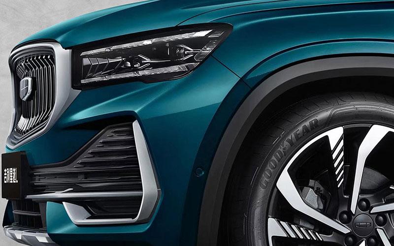 شاهکار جدید جیلی در بازار خودرو های کراس اور/ تصاویر