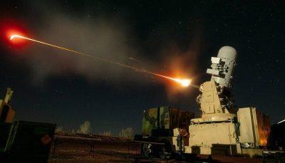 آمریکا بار دیگر در بغداد پدافند دفاعی نصب کرد