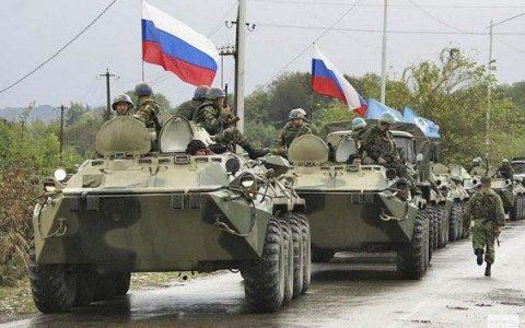 روسیه تحرکات نظامی در مرز اوکراین را رد کرد