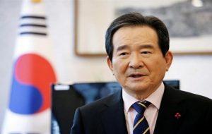 برکناری نخست وزیر کره جنوبی و شش نفر از اعضای کابینه