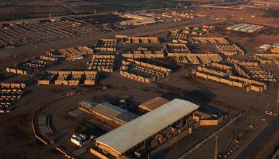 پایگاه هوایی بلد عراق هدف حملات راکتی قرار گرفت