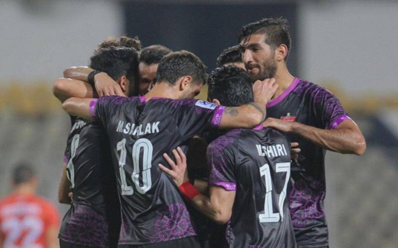 پرسپولیس در هفته ششم لیگ قهرمانان آسیا مشکی میپوشد