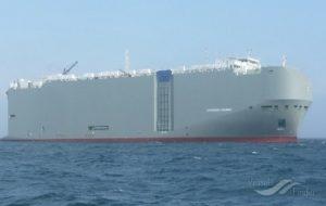 هدف قرارگرفتن یک کشتی اسرائیلی در نزدیکی امارات