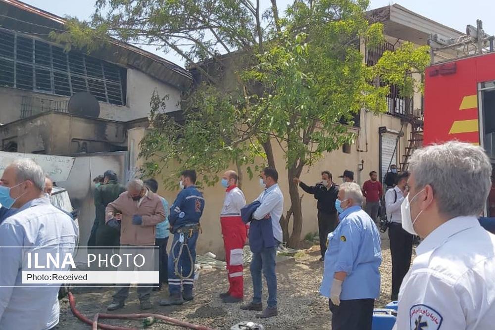 آخرین جزییات آتشسوزی در کارگاه مبلسازی پردیس/ عکس