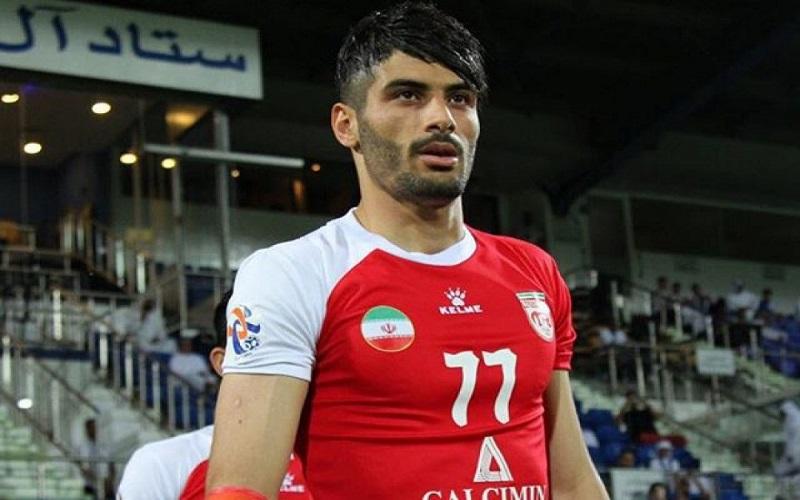 سعید آقایی قادر به همراهی پرسپولیس در لیگ قهرمانان آسیا نخواهد بود