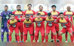 پیروزی چهار بر صفر فولاد در مقابل العین امارات