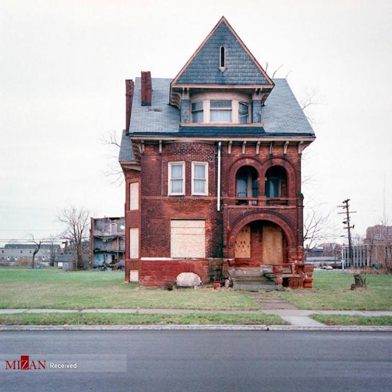 شهر خانههای متروکه - آمریکا