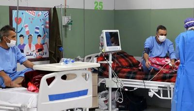 388 بیمار دیگر قربانی کرونا شدند