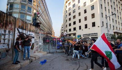 جنگ داخلی در لبنان