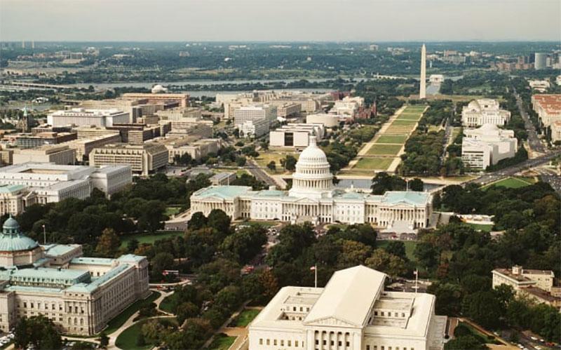 مجلس نمایندگان آمریکا ایالت شدن واشنگتن را تصویب کرد