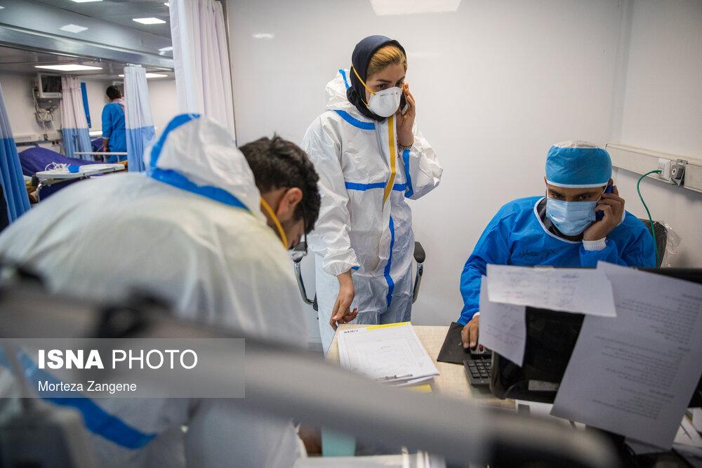 بیمارستان صحرایی مسیح دانشوری