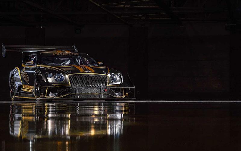 بنتلی کنتیننتال GT3 نسخه پایکز پیک ۲۰۲۱ معرفی شد