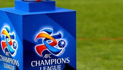 بازی های تراکتور در لیگ قهرمانان آسیا ۲۰۲۱