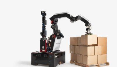 بوستون داینامیکس و معرفی ربات جابجا کننده جعبه/ فیلم