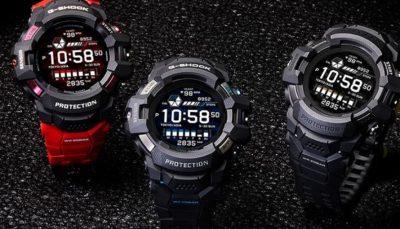 کاسیو اولین ساعت هوشمند WearOS خود را معرفی کرد