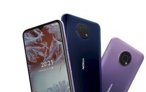 گوشی های هوشمند سری G نوکیا معرفی شد
