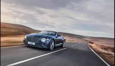 رونمایی بنتلی از نسخه کروک Continental GT Speed