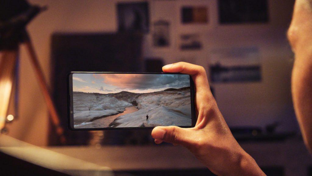 سونی و معرفی گوشی های پرچمدار Xperia 1 III و Xperia 5 III