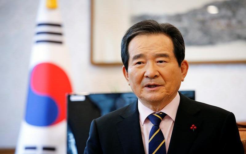 نخستوزیر کره جنوبی به ایران آمد