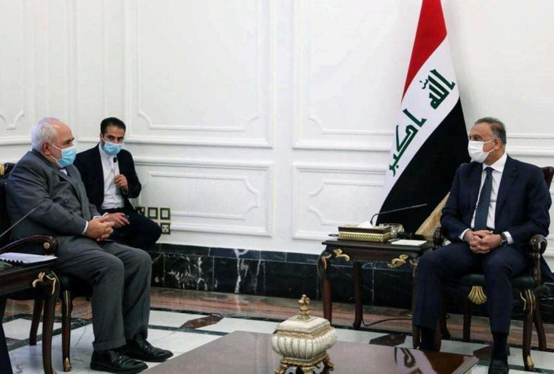 سفر ظریف به عراق