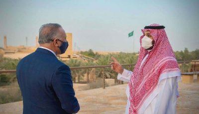 الکاظمی: حضور سعودی ها در عراق عاملی ثبات بخش است/ هدف عراق از نزدیکی به عربستان چیست، موازنه یا کاهش نفوذ ایران؟