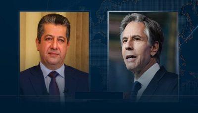 آمادگی آمریکا برای توسعه روابط با اقلیم کردستان