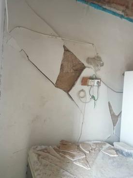 زلزله 5.9 ریشتری بندر گناوه را لرزاند/ اعلام وضعیت نارنجی در 4 استان / عکس