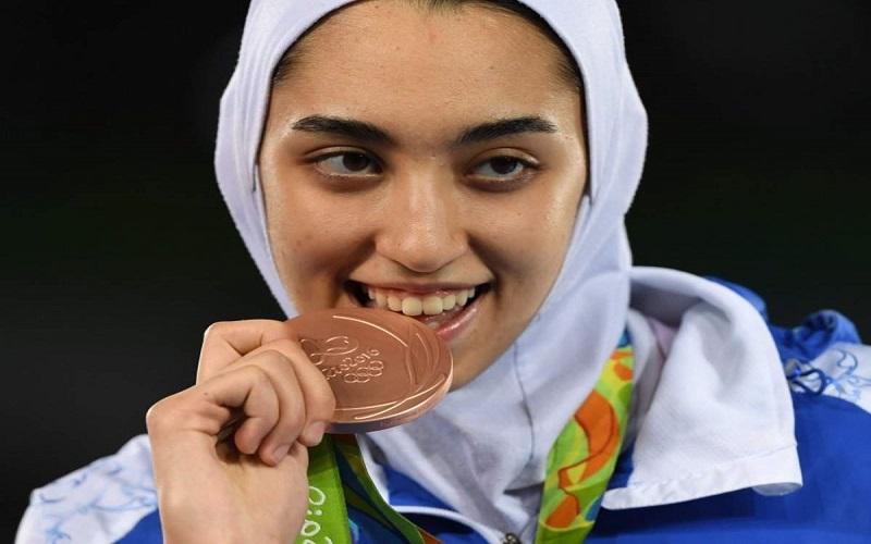 کیمیا علیزاده با شکست از دور مسابقات قهرمانی اروپا کنار رفت