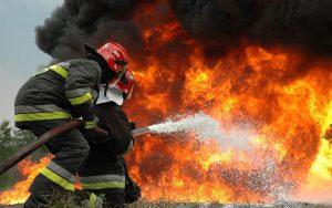 آتشسوزی در دانشگاه صنعتی شریف
