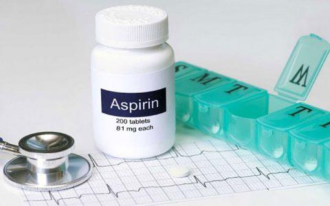 آسپرین حمله قلبی
