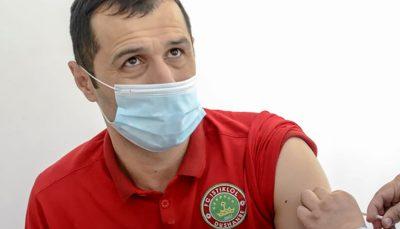 استقلالیها واکسن کرونا زدند