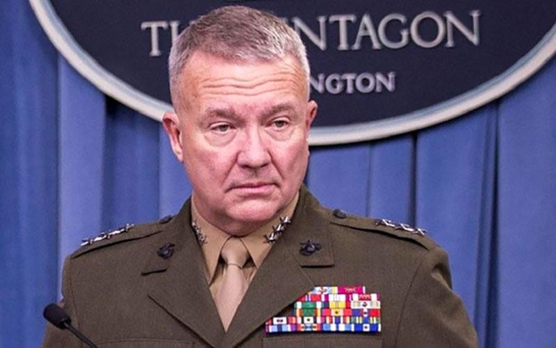 اعتراف فرمانده تروریستهای سنتکام بر دشواری شناسایی پهپادهای ایرانی