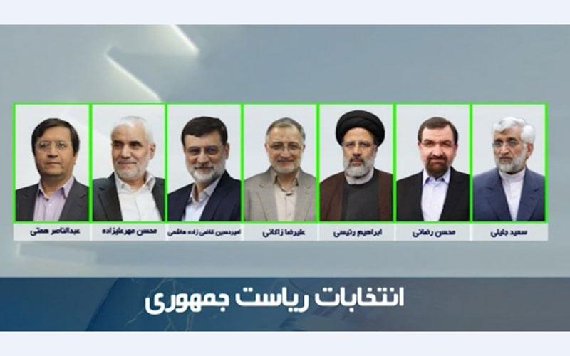 اعلام برنامههای انتخاباتی کاندیداها در شبکه های استانی