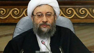 اولین اظهارنظر آملی لاریجانی درباره ردصلاحیتها/ فیلم