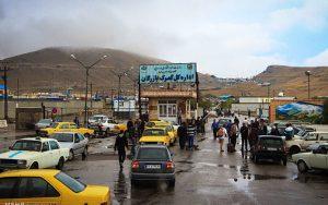 بازگشایی مرزهای مسافری ایران و ترکیه