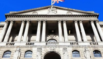 بانک مرکزی انگلیس