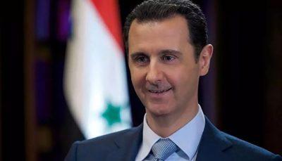 بشار اسد پیروز انتخابات ریاست جمهوری