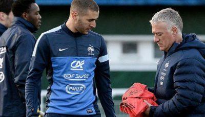 بنزما به تیم ملی فرانسه دعوت شد