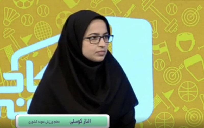 بیهوش شدن مهمان برنامه در پخش زنده شبکه ورزش/ فیلم